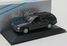 Ford Scorpio Break ( 1995 ) schwarz grau / Minichamps 1:43