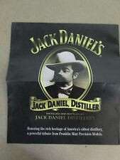 Franklin Mint Brochure Ford Model T Delivery Truck Jack Daniel's