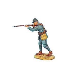 GW014 French Infantry Advancing Firing - 34th Infantry Regt. by First Legion