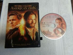 Used-DVD-The-Work-and-The-Glory-American-Zion