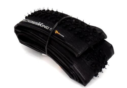 2-PACK Continental Cross King CX Performance PureGrip Folding Tire 700 x 35c
