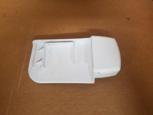 GE REFRIGERATOR DOOR SHELF END CAP-PART# 197D3393P002