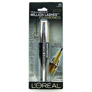 Loreal Paris Voluminous Million Lashes Diamonds - Limited Edition