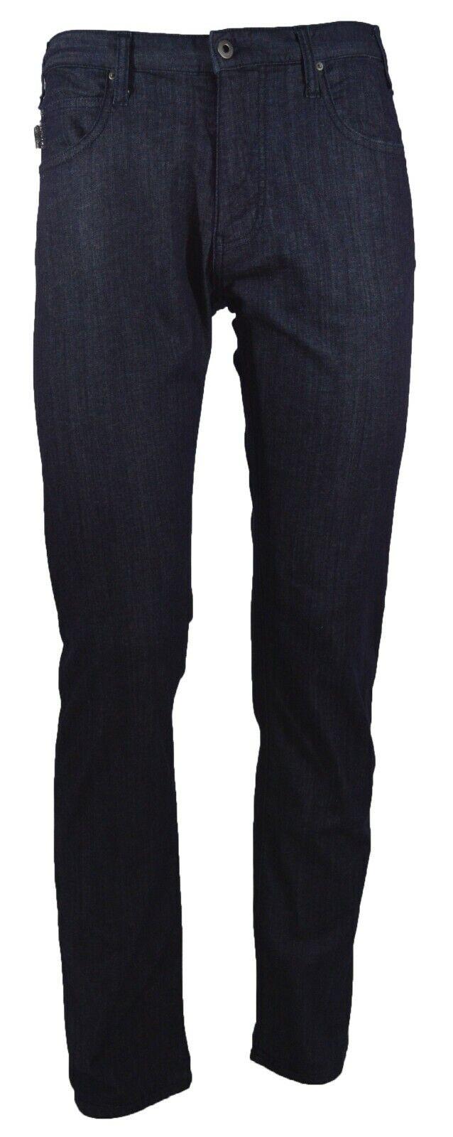 Emporio Armani Men`s Jeans - S3G1J45 1D5PZ - Denim bluee