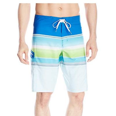 Men/'s Boardshorts Surf Board Shorts Blue Swim Beach Trunks Size 30 32 34 36 38