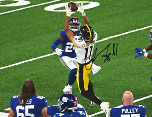 Chase Claypool Autographed Signed 8x10 Photo ( Steelers ) REPRINT