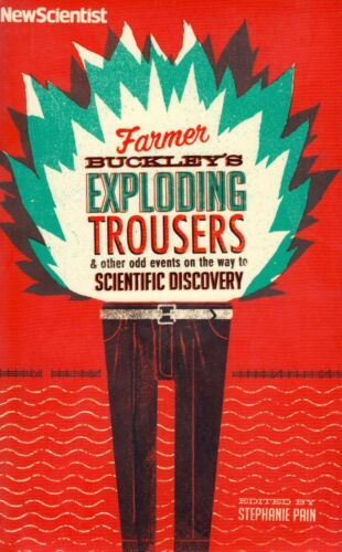 1 of 1 - Farmer Buckley's Exploding Trousers by Stephanie Pain BRAND NEW BOOK (P/B 2011)