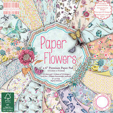 LOT 16 FEUILLE PAPIER CARDSTOCK PAPILLON MULTICOLORE ROSE VINTAGE SCRAP 15x15