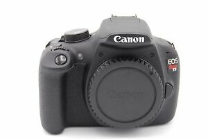 Details about Canon EOS 1200D (Rebel T5 / Kiss X70) 18MP Digital Camera -  SHUUTER COUNT: 981