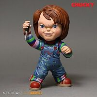 Child's Play good Guys Chucky Stylized Roto Figure, 6 Inch (15.24 Cm),