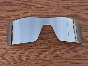 63d9709e5 A imagem está carregando  Espelho-De-Cromo-Prata-Polarizado-Lentes-De-Reposicao-