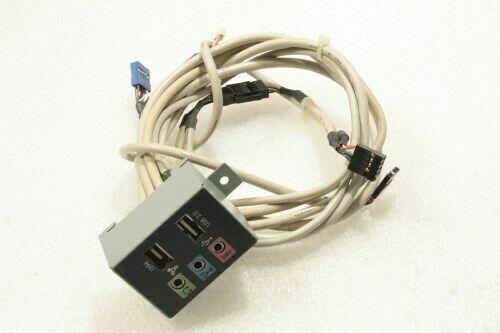 HP Compaq Pavilion 5003-0673 15051-T1-rev A 1394 FIREWIRE,USB,AUDIO FRONT PANEL