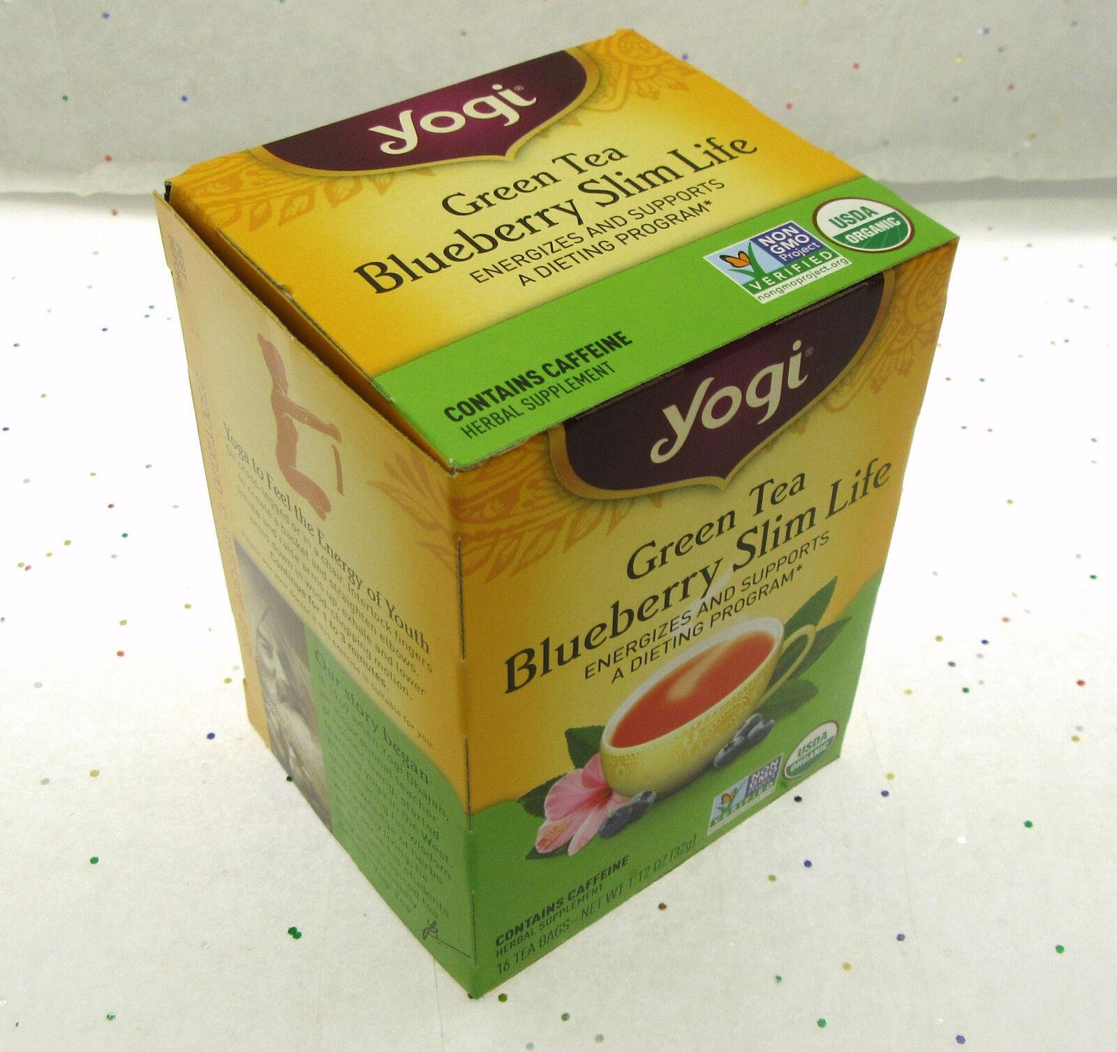 Green Tea Kombucha 16 bags by Yogi for