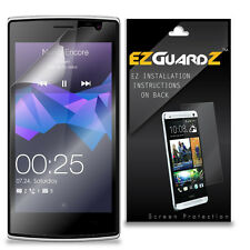 3X EZguardz LCD Screen Protector Skin HD 3X For BlackView Breeze V2 (Clear)