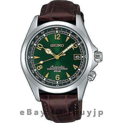 Seiko Mechanical SARB017 Alpinist Automatic 6R15 Watch