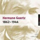 Hermann Goertz 1862-1944 (2012, Taschenbuch)