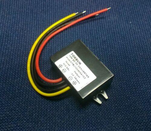 15W 3A Power Supply DCDC Power Converter 12V 24V Step-down to 5V