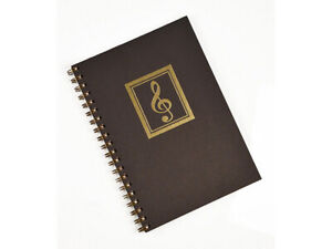 Music-Manuscript-Journal-Spiral-Bound-Music-Paper-for-Composition-Songwriting