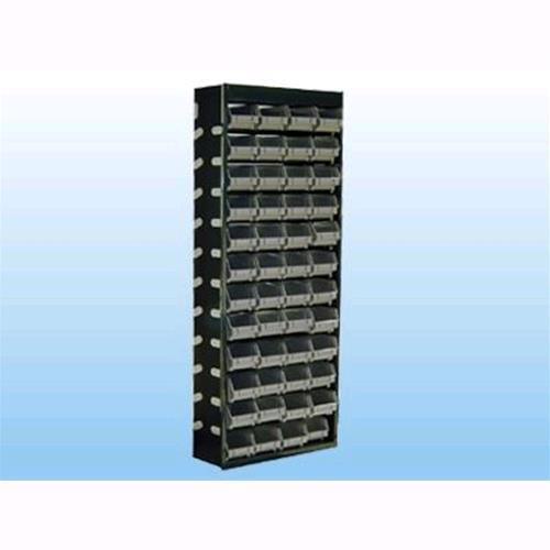 Armadio in metallo Portaminuteria 48 Contenitori 64x26xh190 cm