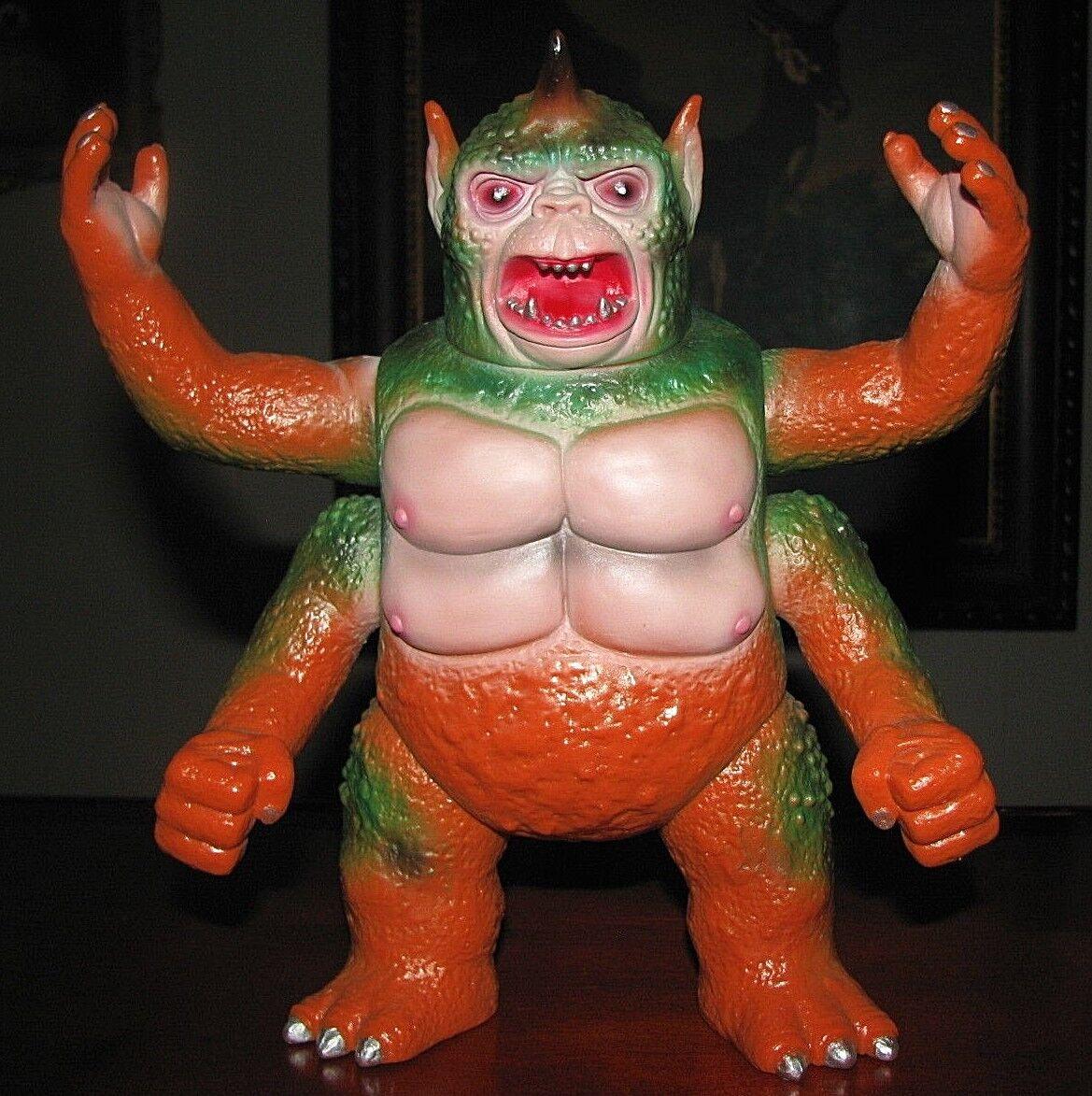 Krono-Secretoy (Splurrt, Bemon , Kaiju Hellbraun, Nagnagnag, Marmit, Kraken)