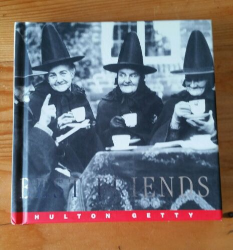1 of 1 - Best Friends: A Photographic Celebration by Hulton Getty (Hardback, 2000)