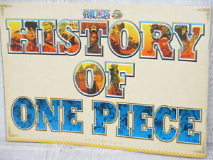 HISTORY-OF-ONE-PIECE-Art-Book-2018-Jump-Festa-Ltd-Booklet