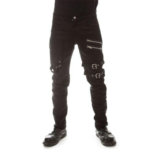 Icebreaker Black Uomo Pants Vixxsin Emo Punk Goth qvOSWU