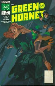THE-GREEN-HORNET-1-NOV-1989-DOUBLE-SIZED-COLLECTOR-039-S-EDITION-NOW-COMICS