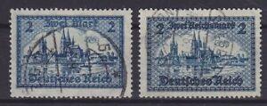 DR-Mi-Nr-366-440-gestempelt-Bauwerke-Deutsches-Reich-1924-1930