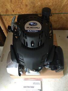 Subaru Ea175v 50041 Vertical Shaft Engine 174cc 7 8 Quot X 1 3