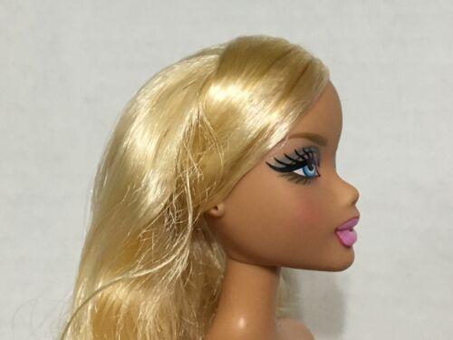 Barbie My Scene Sporty Glam Kennedy Doll Blonde Hair Rare
