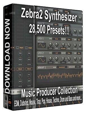 Zebra 2 vst plugin download manager