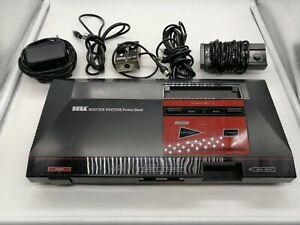 Sega Master System 1 primo modello console funzionante Pal videogioco