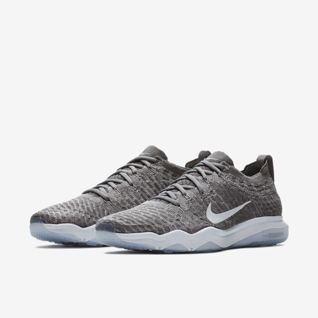 fc24a1f5bbfb3 Nike Air Zoom Fearless Flyknit Lux Training Shoes Women's 922872-005 Size  7.5
