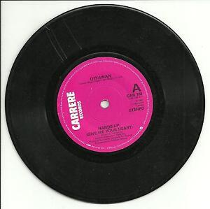 OTTAWAN - HANDS UP (GIVE ME YOUR HEART) 1981 - 70s POP, | eBay