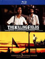 The Killing Fields (Blu-ray Disc, 2014, DigiPak Case w/ Booklet)