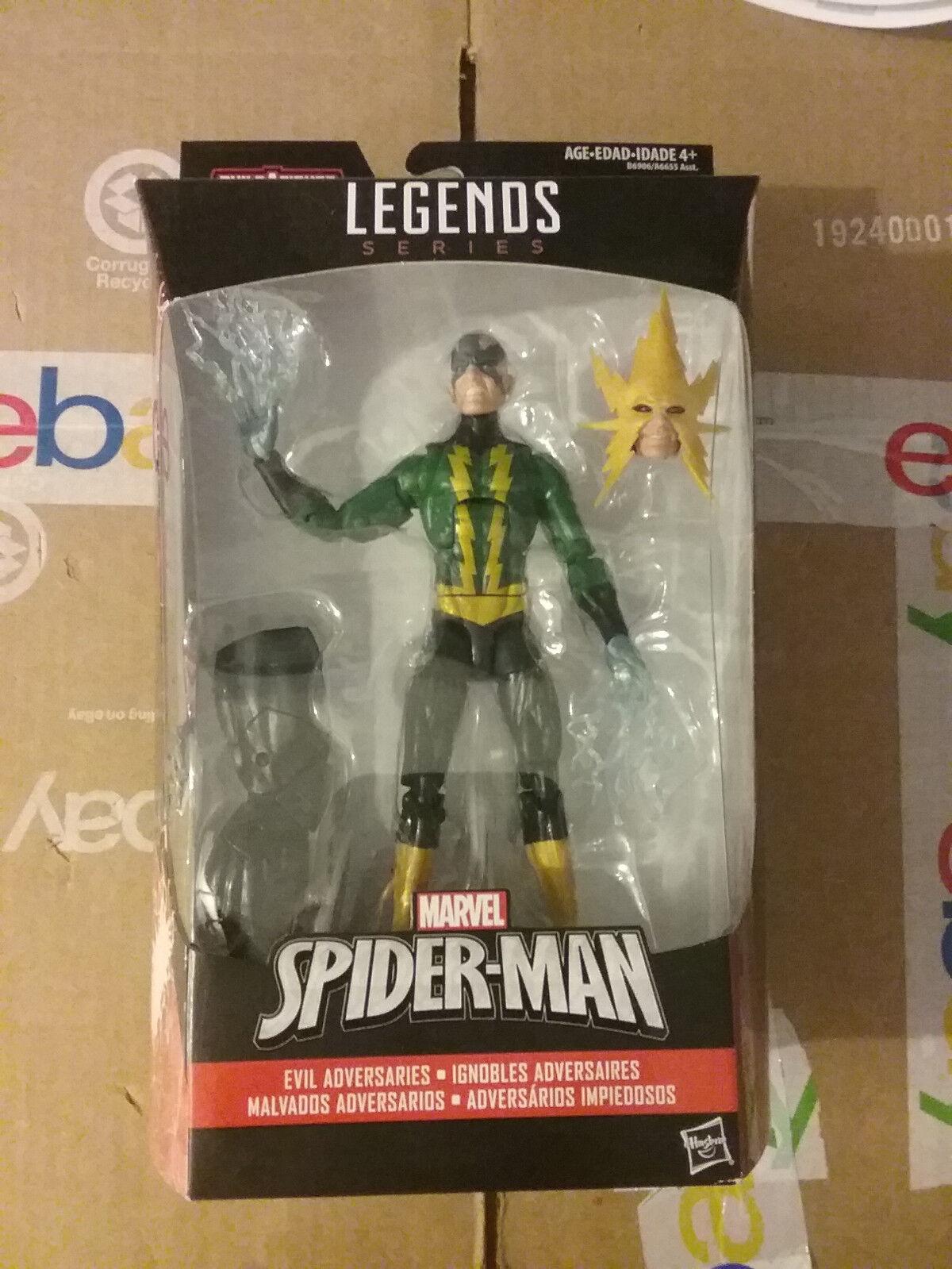 Marvel - legenden elektro - figur raum gift baf neue