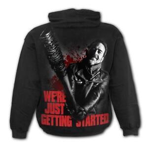 Official-NEGAN-JUST-GETTING-STARTED-The-Walking-Dead-Hoodie-Jeffrey-Dean-Hoody