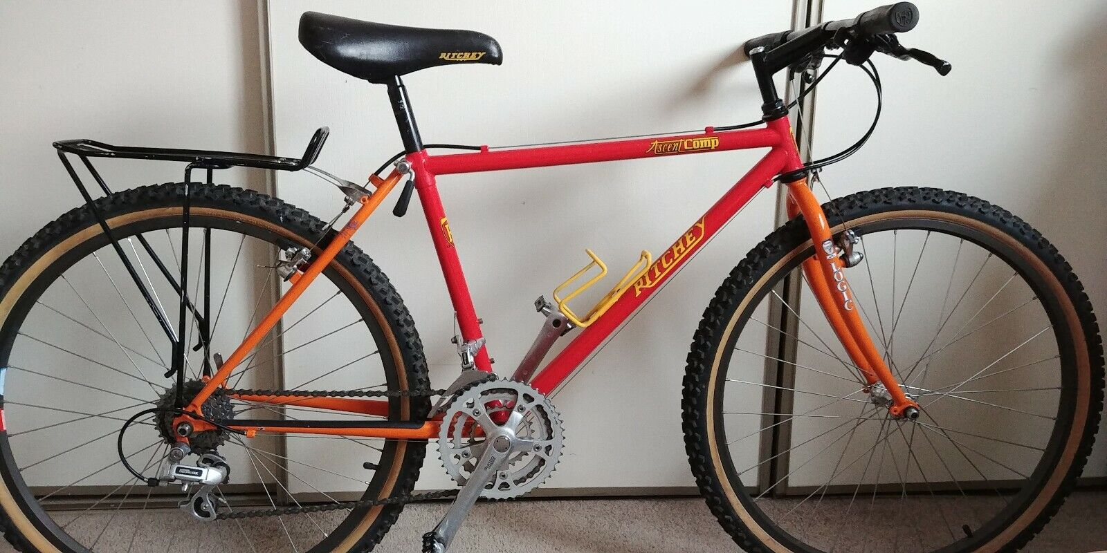 Vintage Ritchey Ascent Comp  MTB.  presenting all the latest high street fashion