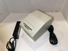 Star Tsp700ii 743iic Thermal Pos Receipt Printer Usb W Power Supply Amp Usb Cable