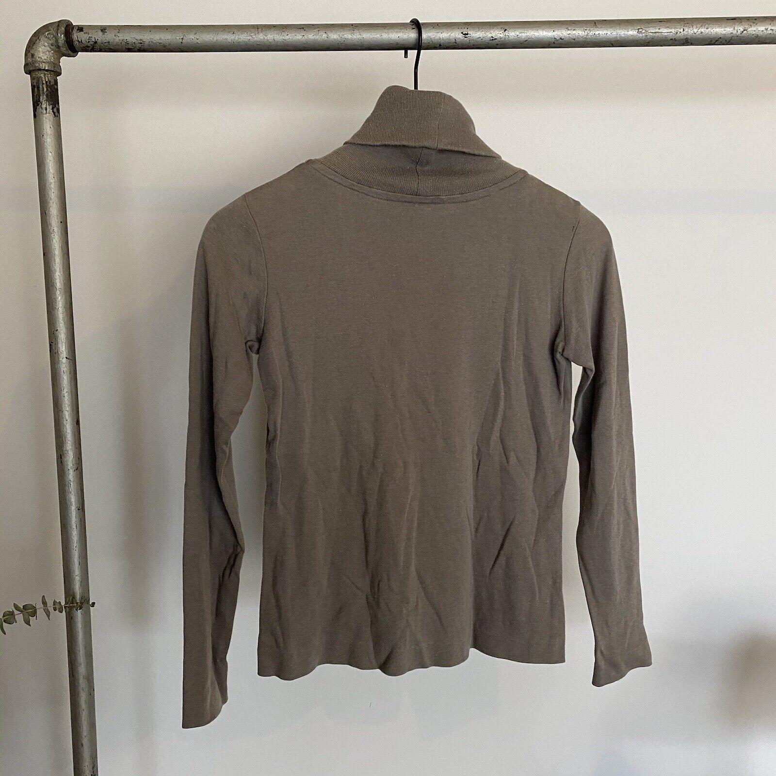 Vtg 80s 90s Ralph Lauren Turtleneck Sweater Cente… - image 5