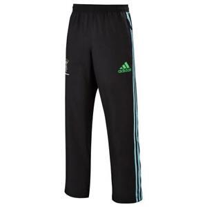 neue Herren ADIDAS Harlequins Sporthose Trainingsanzug Hose Böden