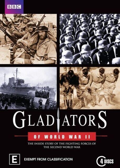 GLADIATORS OF WORLD WAR II (2002) Region 4