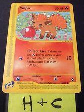 Pokemon Cards - Vulpix #116/147 Aquapolis NM/MT (2003)