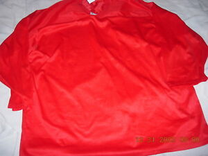 Detroit-Red-Wings-Colors-HUGE-2-3XL-CCM-Blank-Jersey-SUPERB-QUALITY-RIGHT-PRICE
