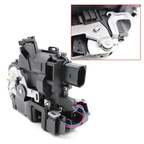 1*VORNE RECHTS ZENTRALVERRIEGELUNG Stellmotor Türschloß Für VW/&Skoda·Octavia