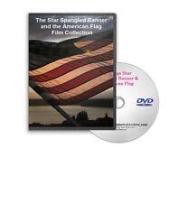 American Flag, National Anthem Star Spangled Banner DVD - A167
