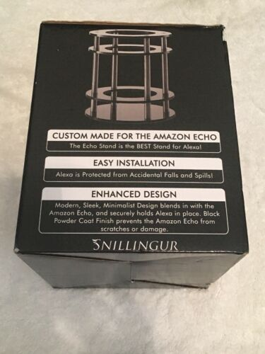 Snillingur Stand for Amazon Echo Alexa