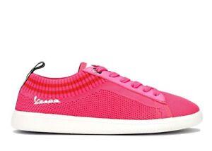 Chaussures pour Femmes Sportif Vespa 00011 Casual Été Baskets Basses Toile