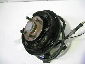 FORD-LASER-LEFT-REAR-HUB-ASSEMBLY-KJ-KL-DRUM-BRAKE-10-94-12-98-94-95-96-97-98
